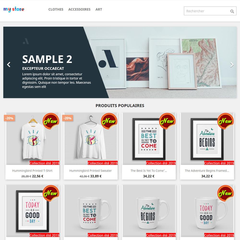 module - Etiquettes & Logos - Autocollants et étiquettes sur les produits - 4