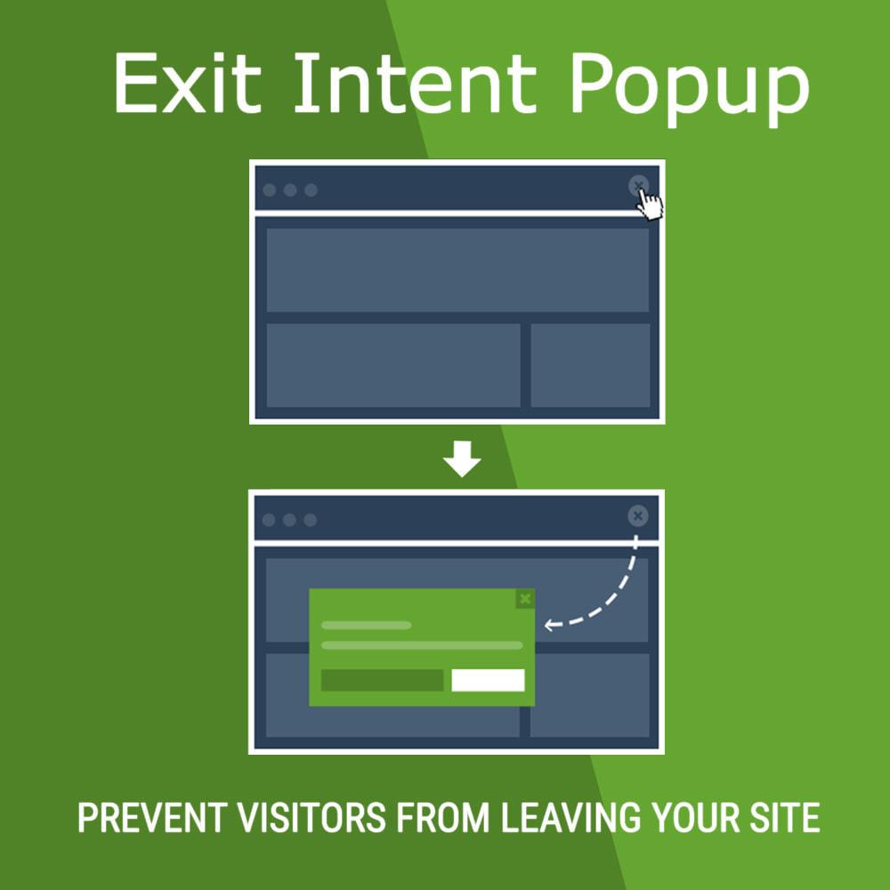 module - Pop-up - Exit-Intent Popup - 1