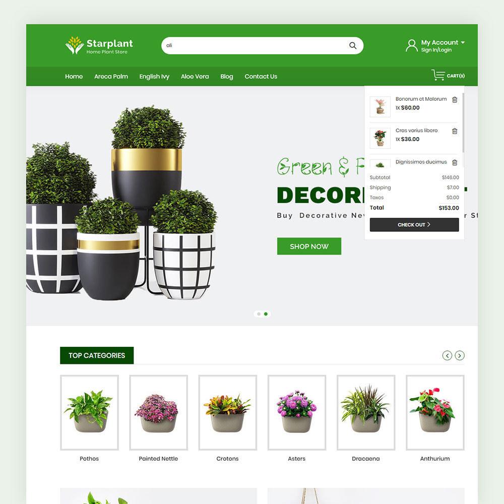 theme - Casa & Giardino - Starplant Plant Store - 4
