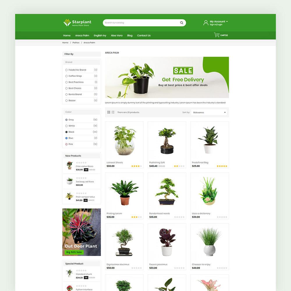 theme - Casa & Giardino - Starplant Plant Store - 5