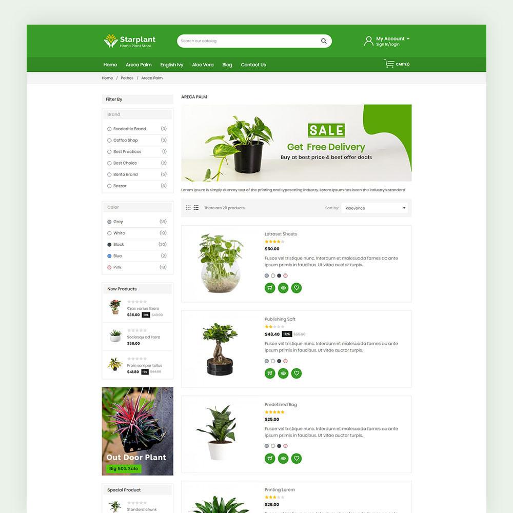 theme - Casa & Giardino - Starplant Plant Store - 6
