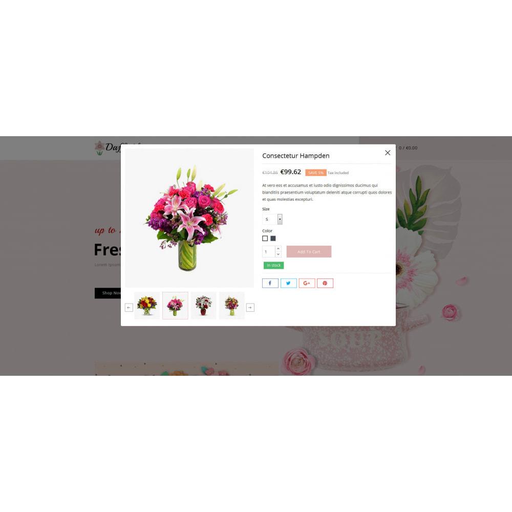 theme - Prezenty, Kwiaty & Uroczystości - Daffodils - Flowers Store - 6