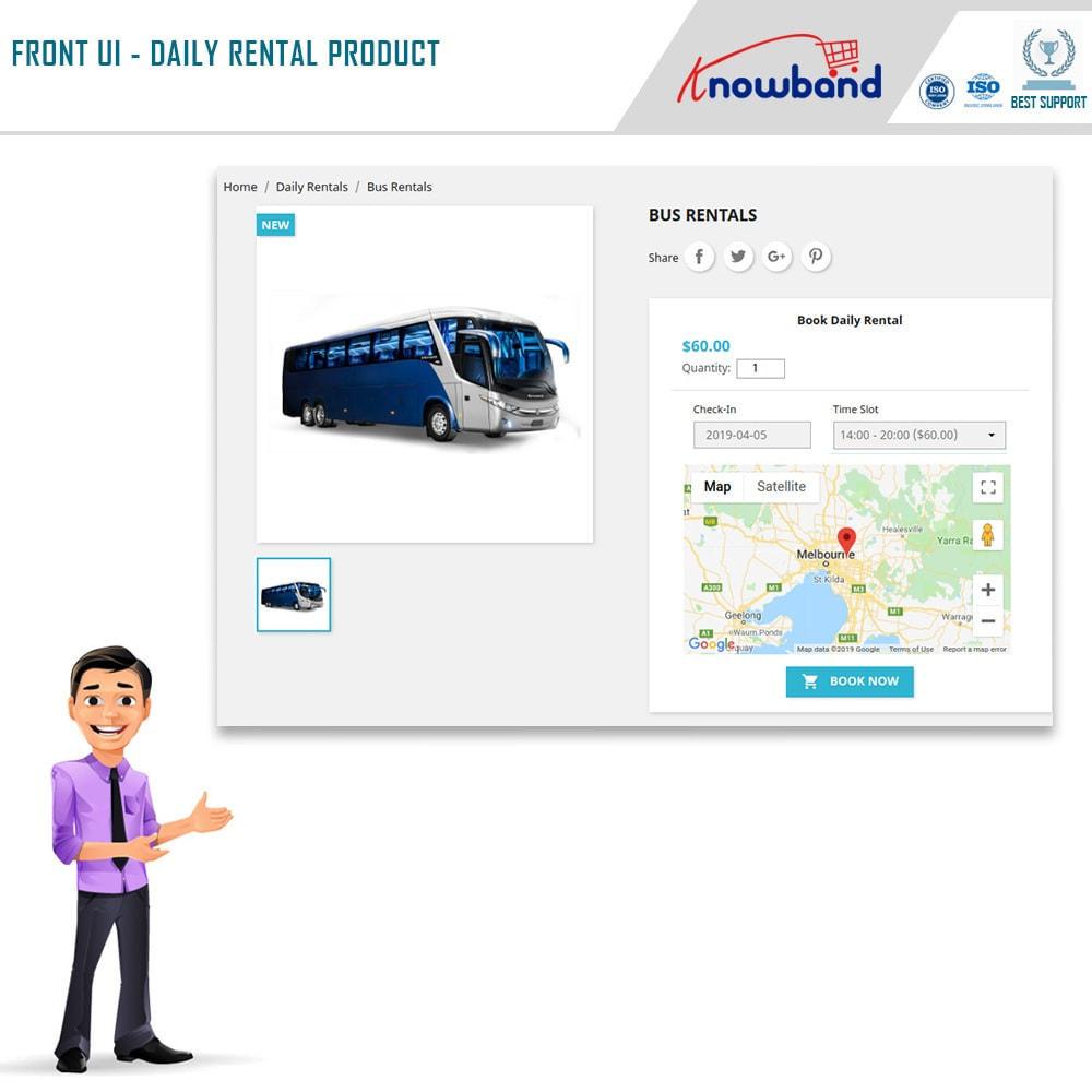 module - Reservierungen & Vermietung - Knowband - Booking and Rental System - 3