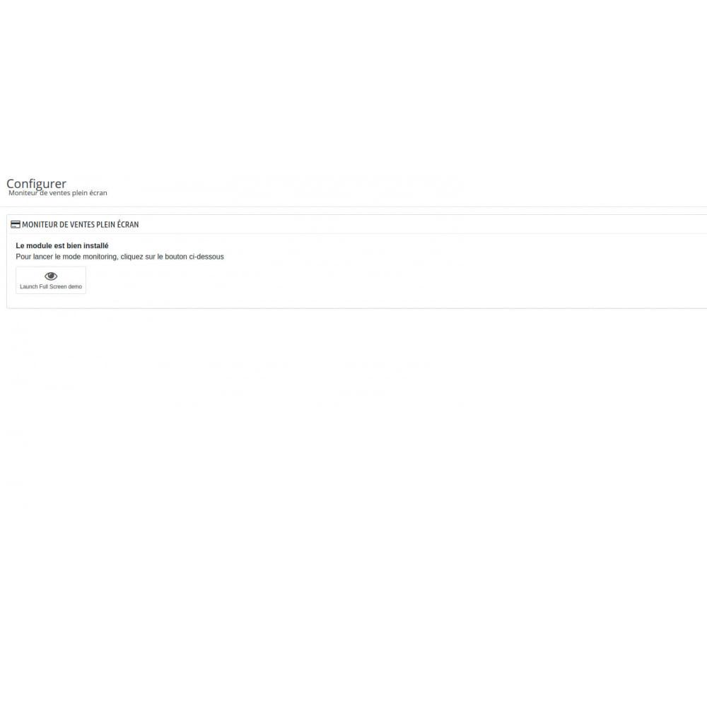 module - Panel de control - Full screen activity dashboard - 3