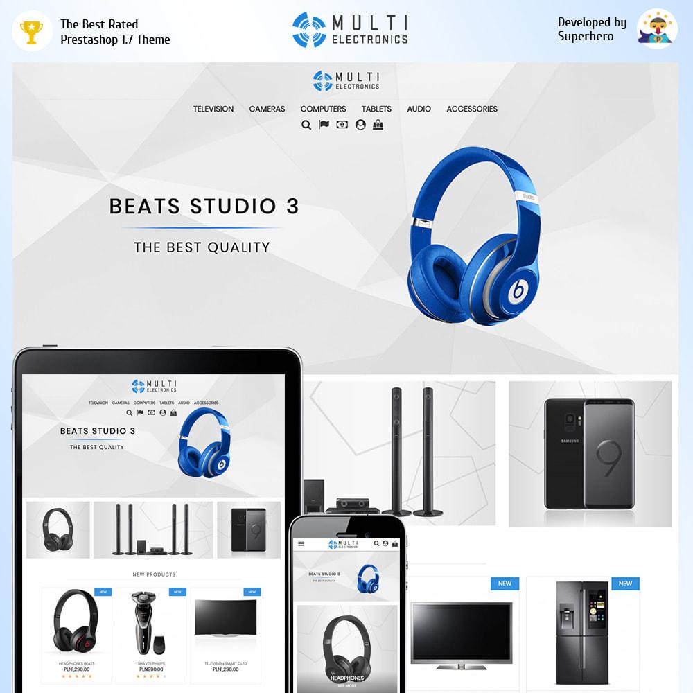 theme - Elektronica & High Tech - Multi Electronic - 1