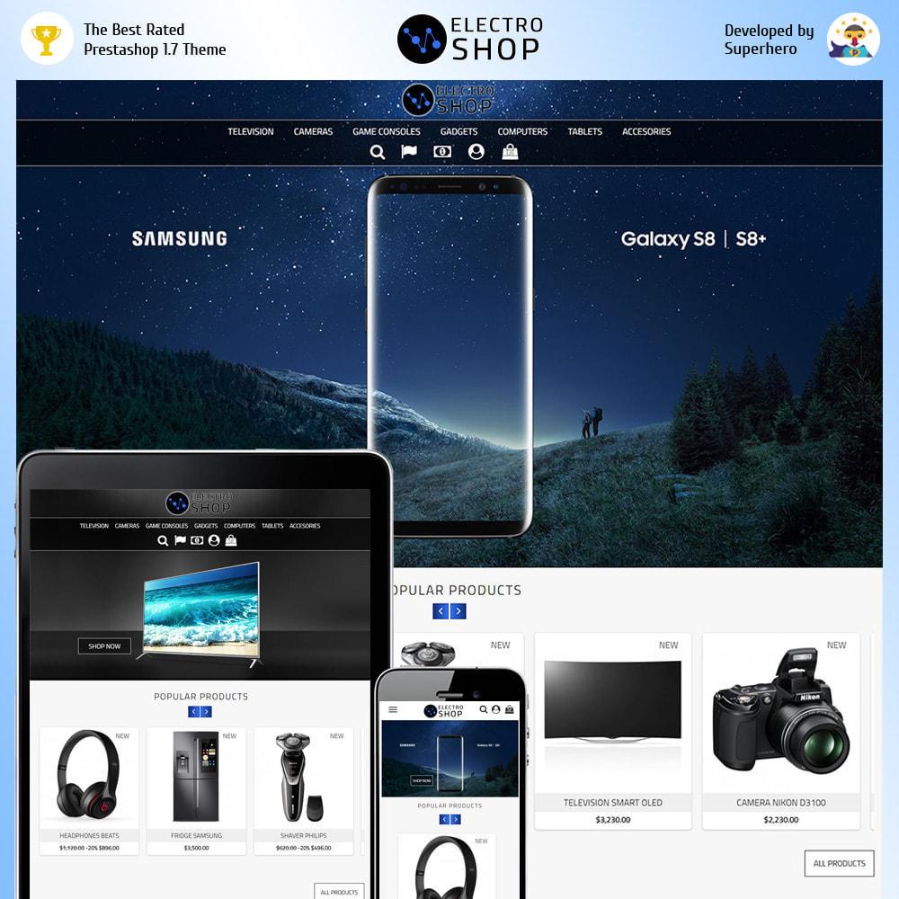 theme - Elektronika & High Tech - Electronic Shop - 1