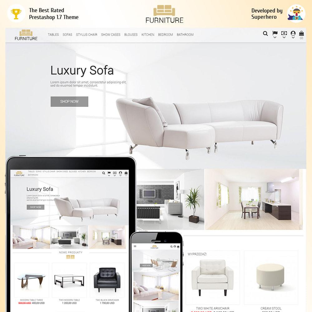 theme - Casa & Giardino - Furniture Store - 1
