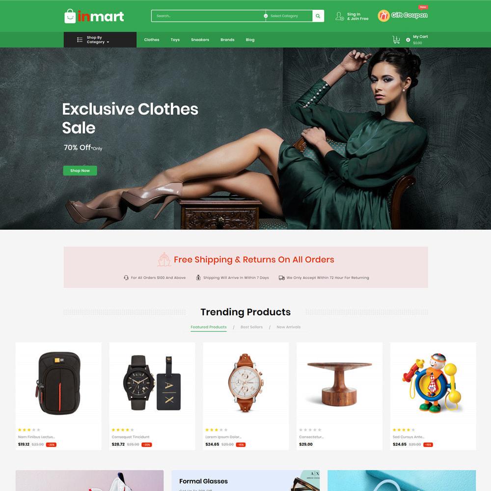 theme - Biżuteria & Akcesoria - Inmart Mega Shop - 2
