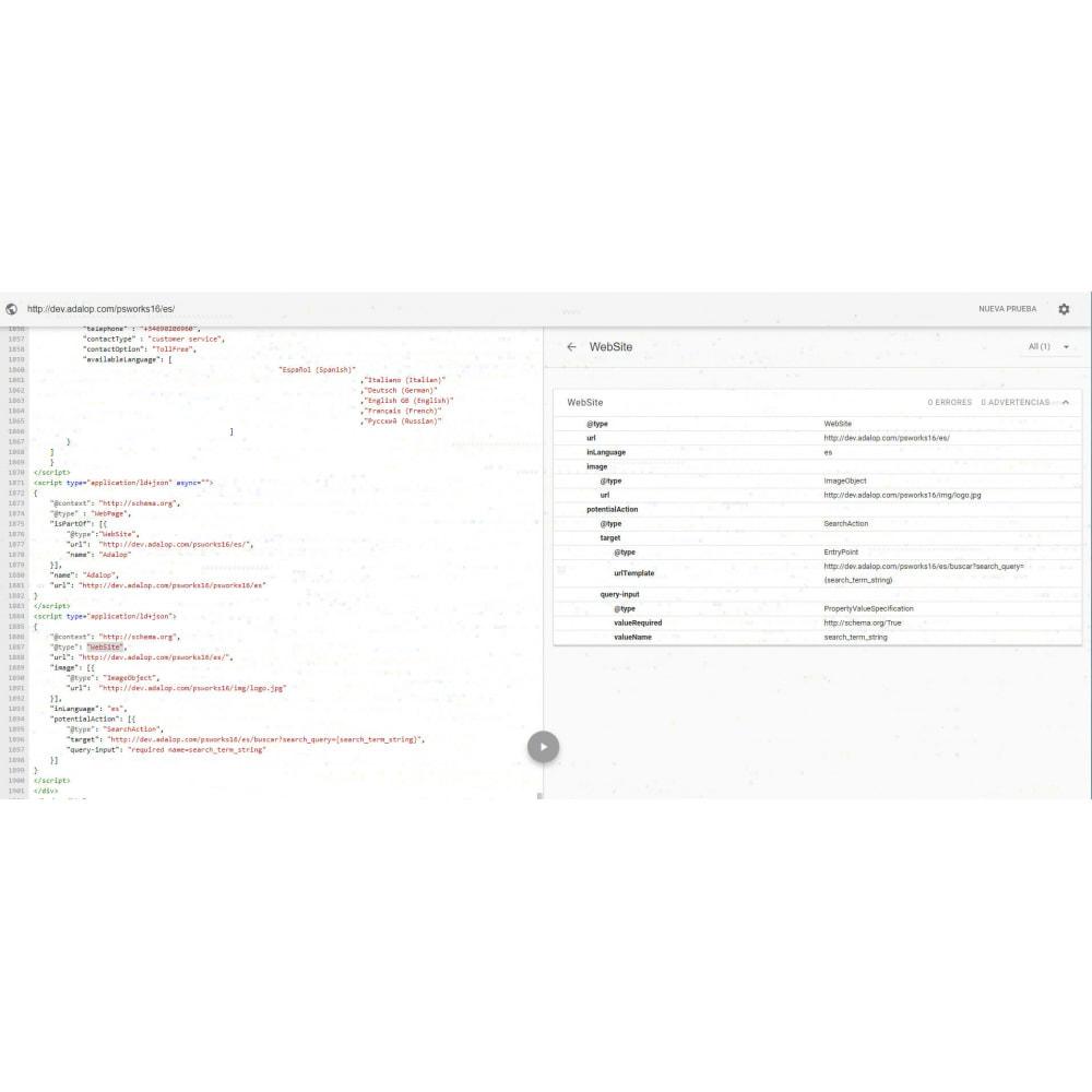 module - SEO - Full JSON-LD MICRODATA and OPEN GRAPH - SEO - 20