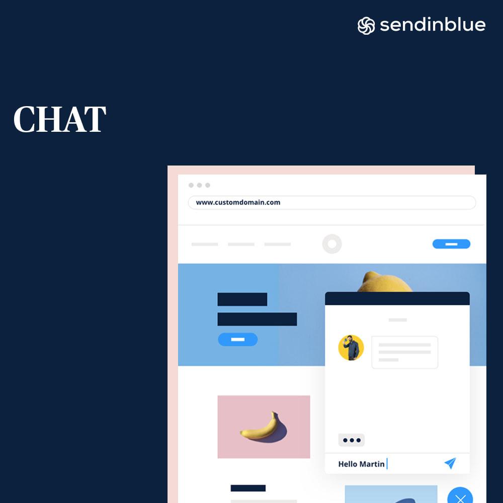module - Newsletter & SMS - Sendinblue - All-in-one marketing tool - 6