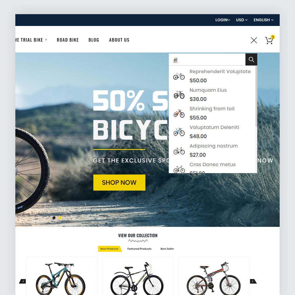 theme - Sport, Activiteiten & Reizen - Bicycon Cycle Store - 3