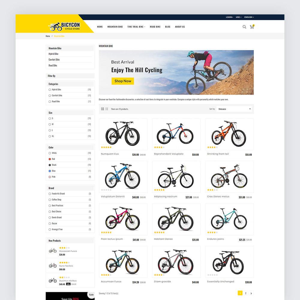 theme - Sport, Activiteiten & Reizen - Bicycon Cycle Store - 5