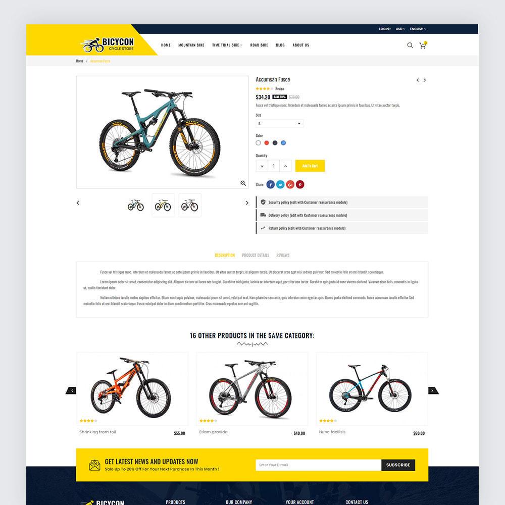 theme - Sport, Activiteiten & Reizen - Bicycon Cycle Store - 7