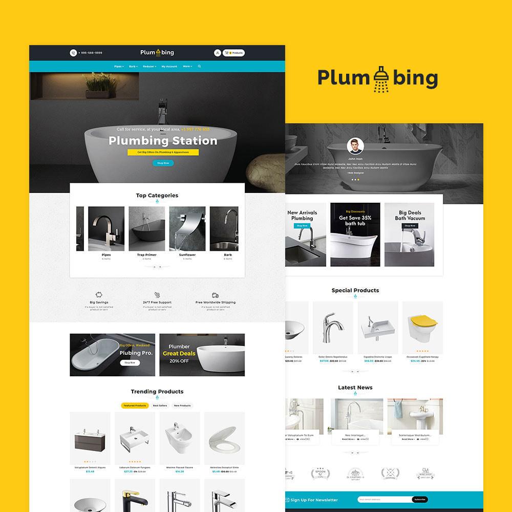 theme - Huis & Buitenleven - Plumbing - Hardware & Apparatuses - 2