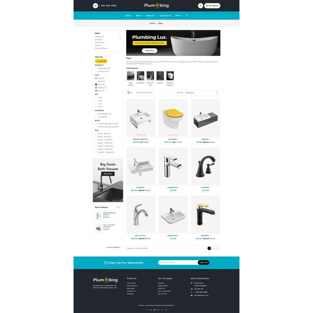 theme - Huis & Buitenleven - Plumbing - Hardware & Apparatuses - 3