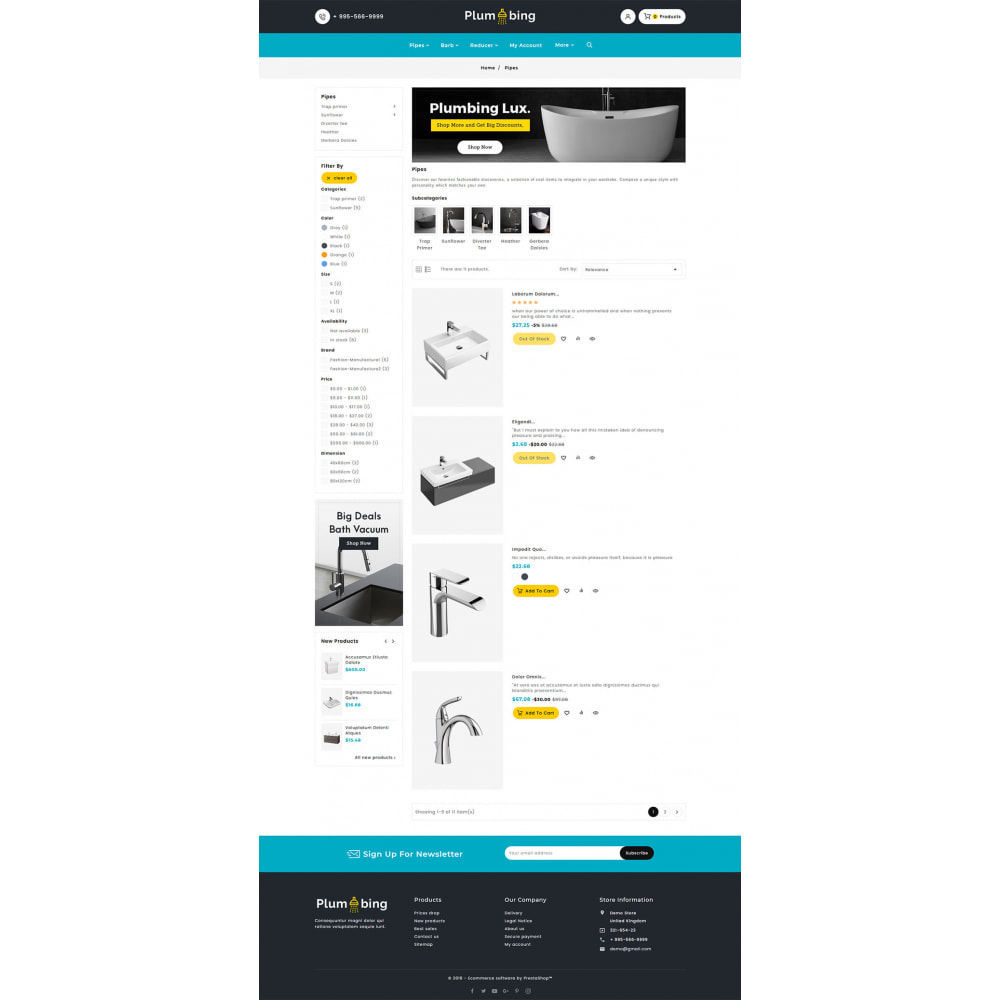theme - Huis & Buitenleven - Plumbing - Hardware & Apparatuses - 4