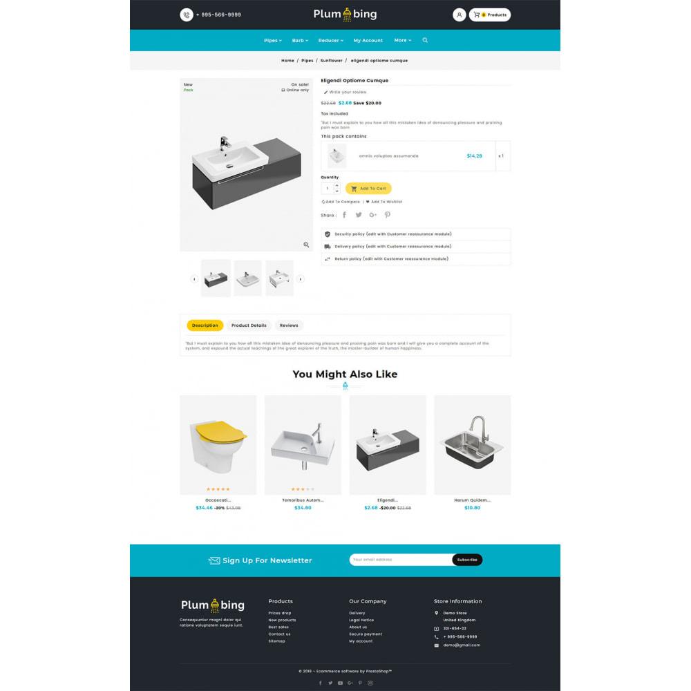 theme - Huis & Buitenleven - Plumbing - Hardware & Apparatuses - 5