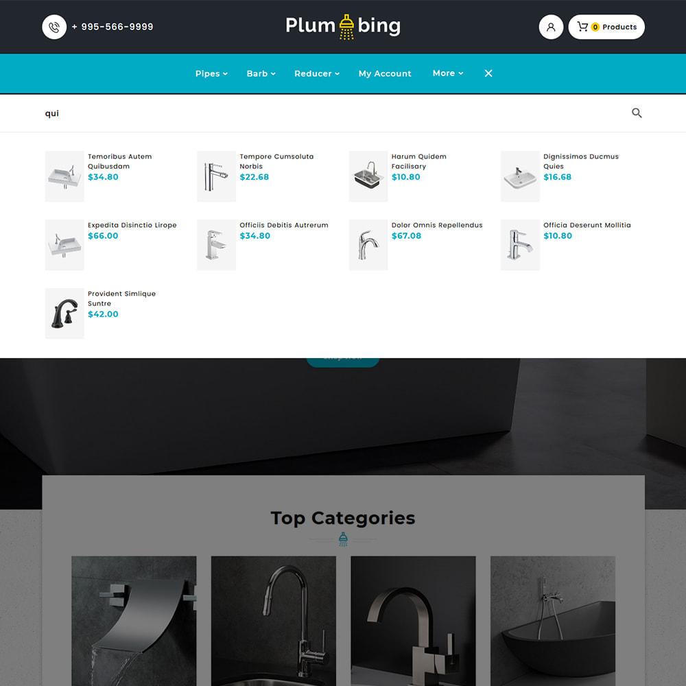theme - Huis & Buitenleven - Plumbing - Hardware & Apparatuses - 10