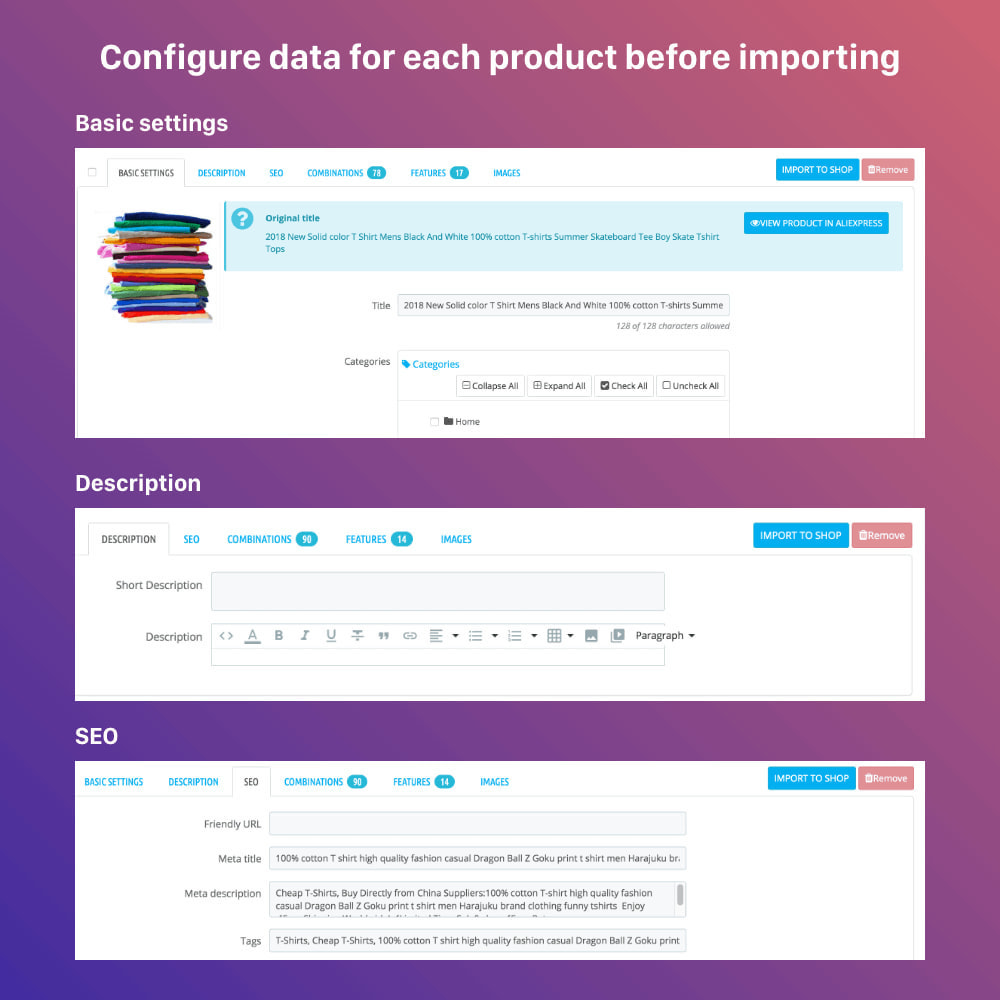 module - Dropshipping - AliExpress Dropshipping PRO - All in One - 11