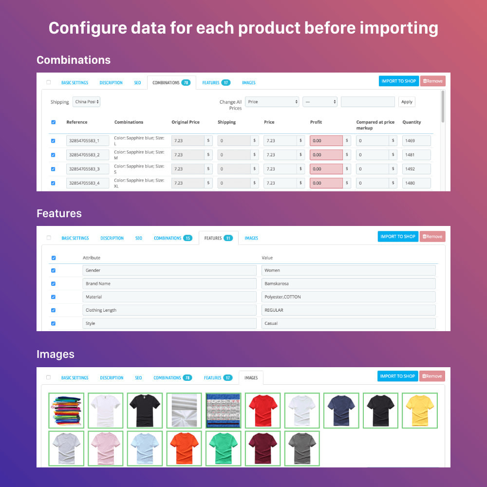 module - Dropshipping - AliExpress Dropshipping PRO - All in One - 12
