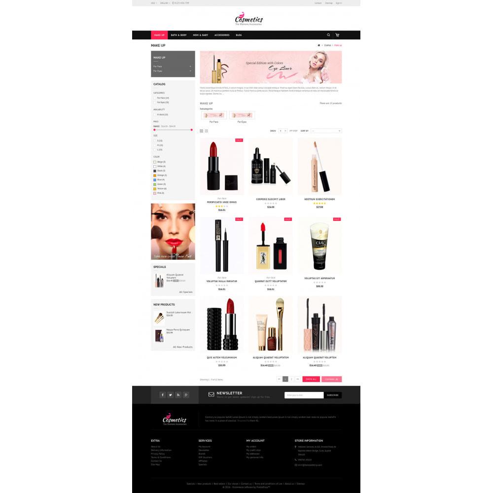 theme - Saúde & Beleza - Cosmetic Store - 3