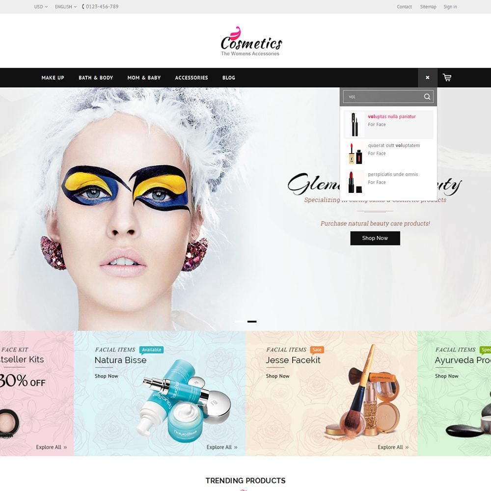 theme - Saúde & Beleza - Cosmetic Store - 7
