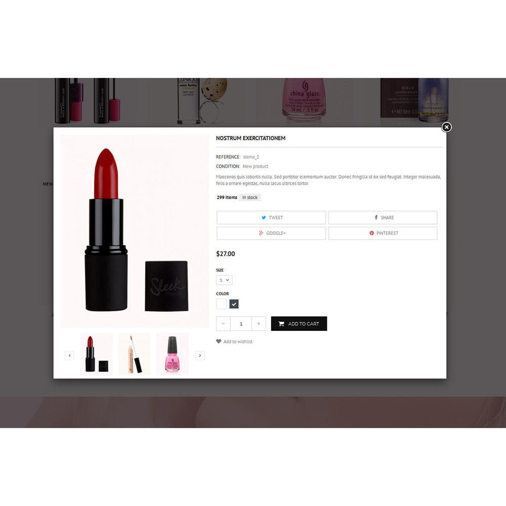 theme - Saúde & Beleza - Cosmetic Store - 8