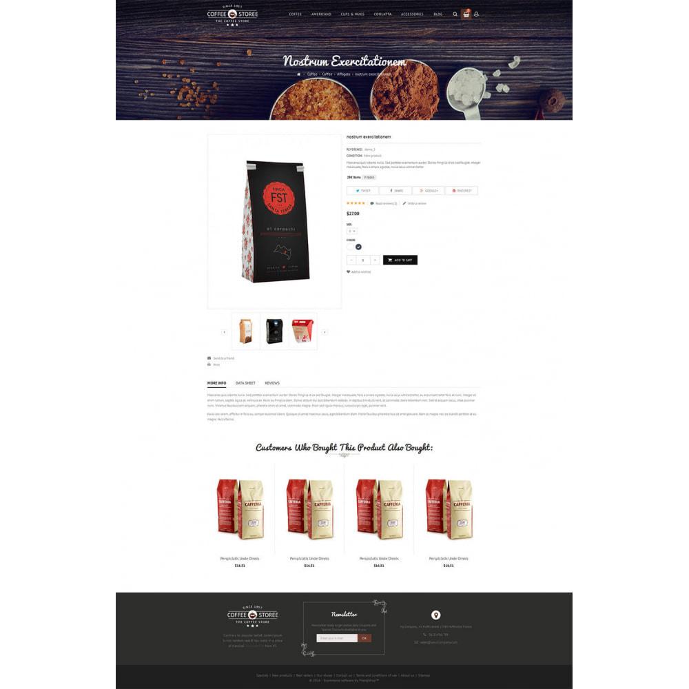 theme - Bebidas & Tabaco - Coffee Store - 4