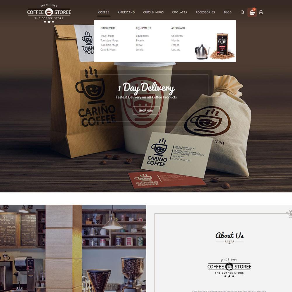 theme - Bebidas & Tabaco - Coffee Store - 6