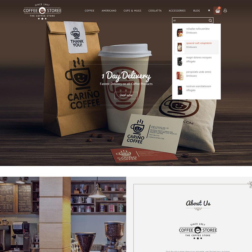 theme - Bebidas & Tabaco - Coffee Store - 7