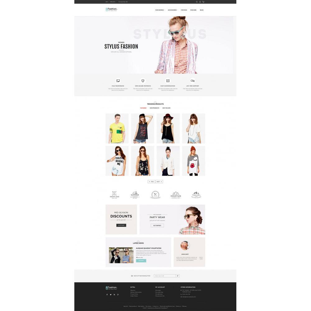 theme - Moda & Calçados - Fashion Store - 3
