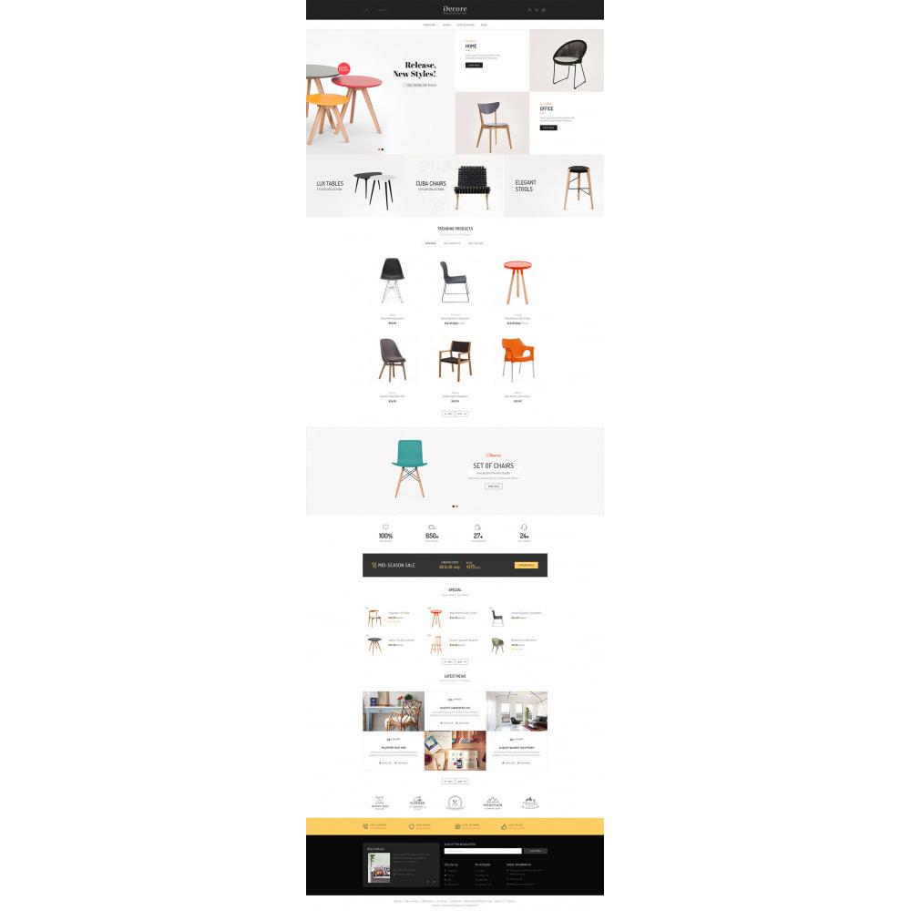 theme - Dom & Ogród - Decore - Modest Furniture Store - 2