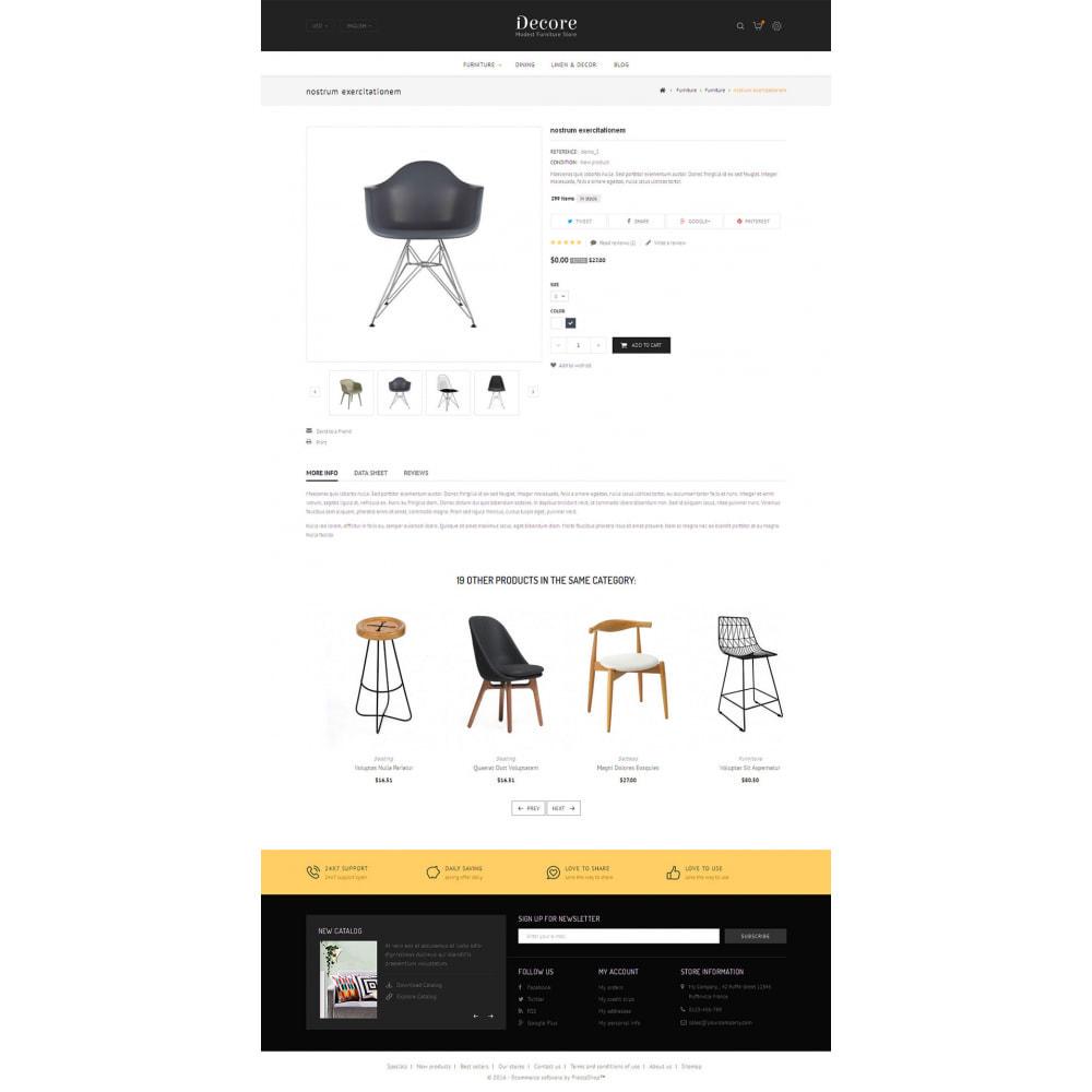 theme - Dom & Ogród - Decore - Modest Furniture Store - 4