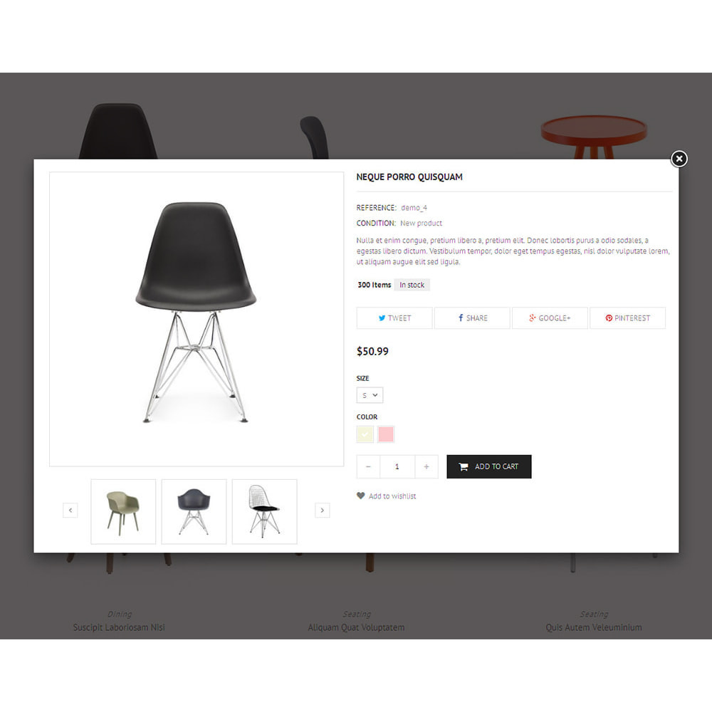 theme - Dom & Ogród - Decore - Modest Furniture Store - 7