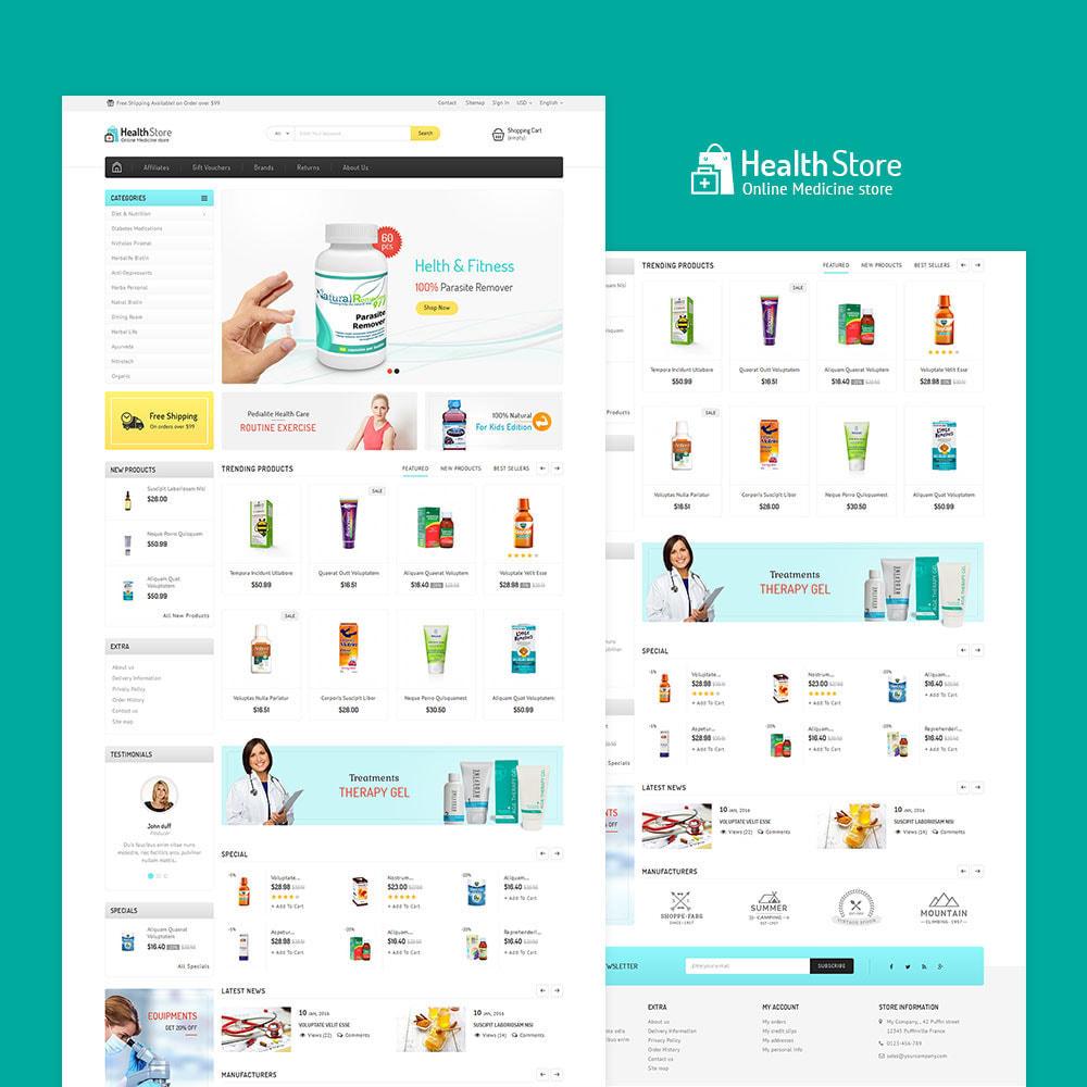 theme - Gezondheid & Schoonheid - Medicine Store - 2