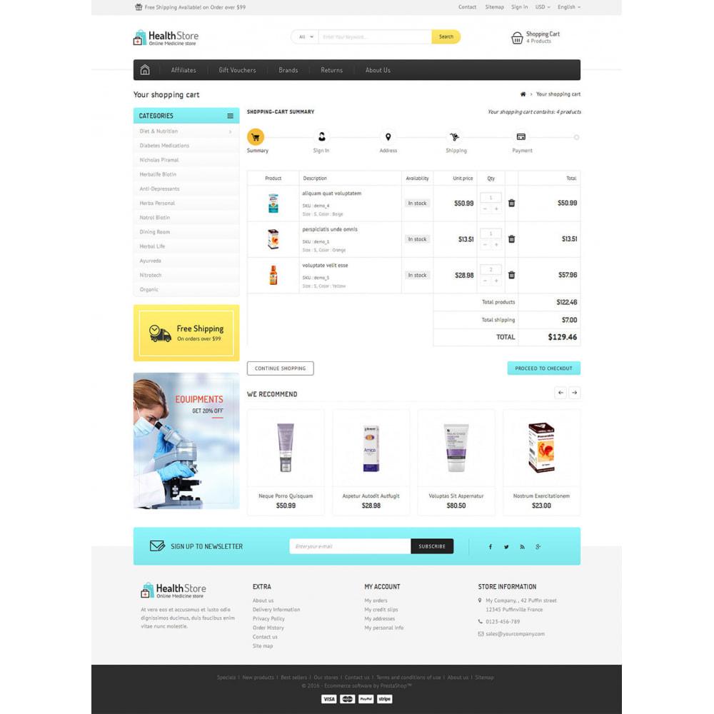 theme - Gezondheid & Schoonheid - Medicine Store - 5