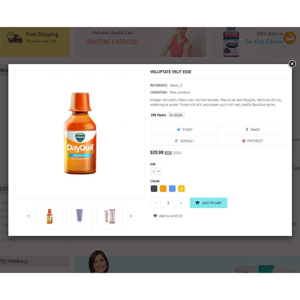 theme - Gezondheid & Schoonheid - Medicine Store - 6