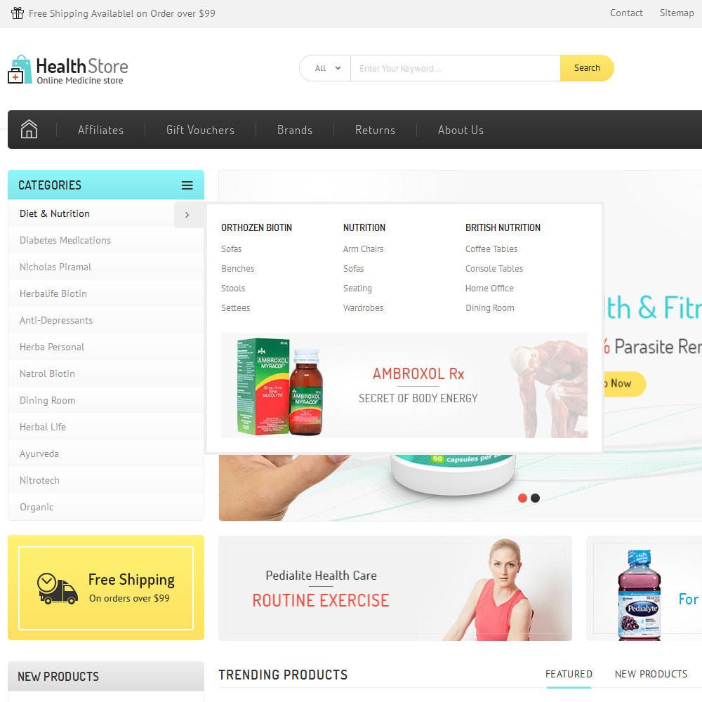 theme - Gezondheid & Schoonheid - Medicine Store - 7