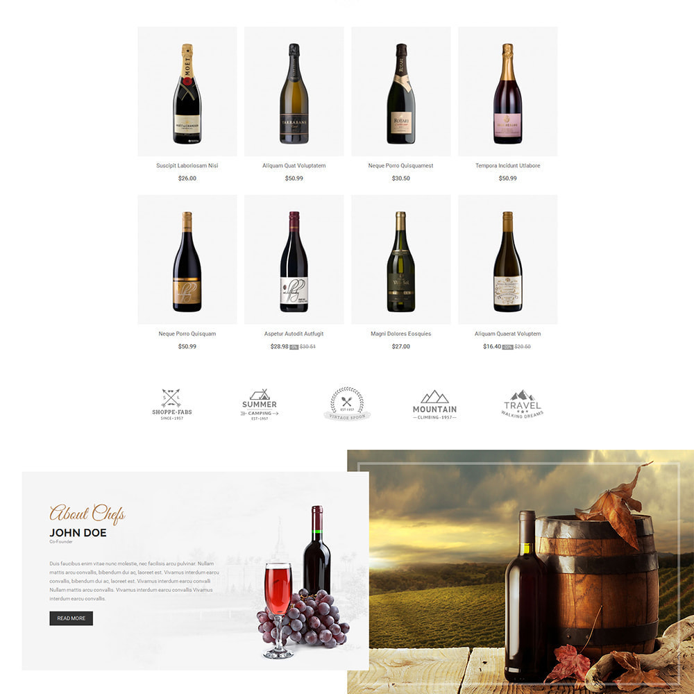 theme - Drank & Tabak - Red Wine Store - 3