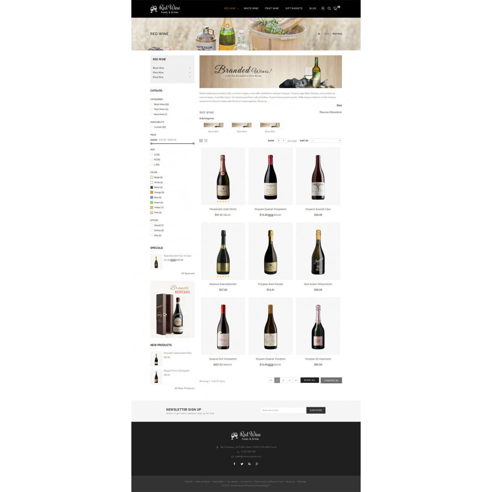 theme - Drank & Tabak - Red Wine Store - 5