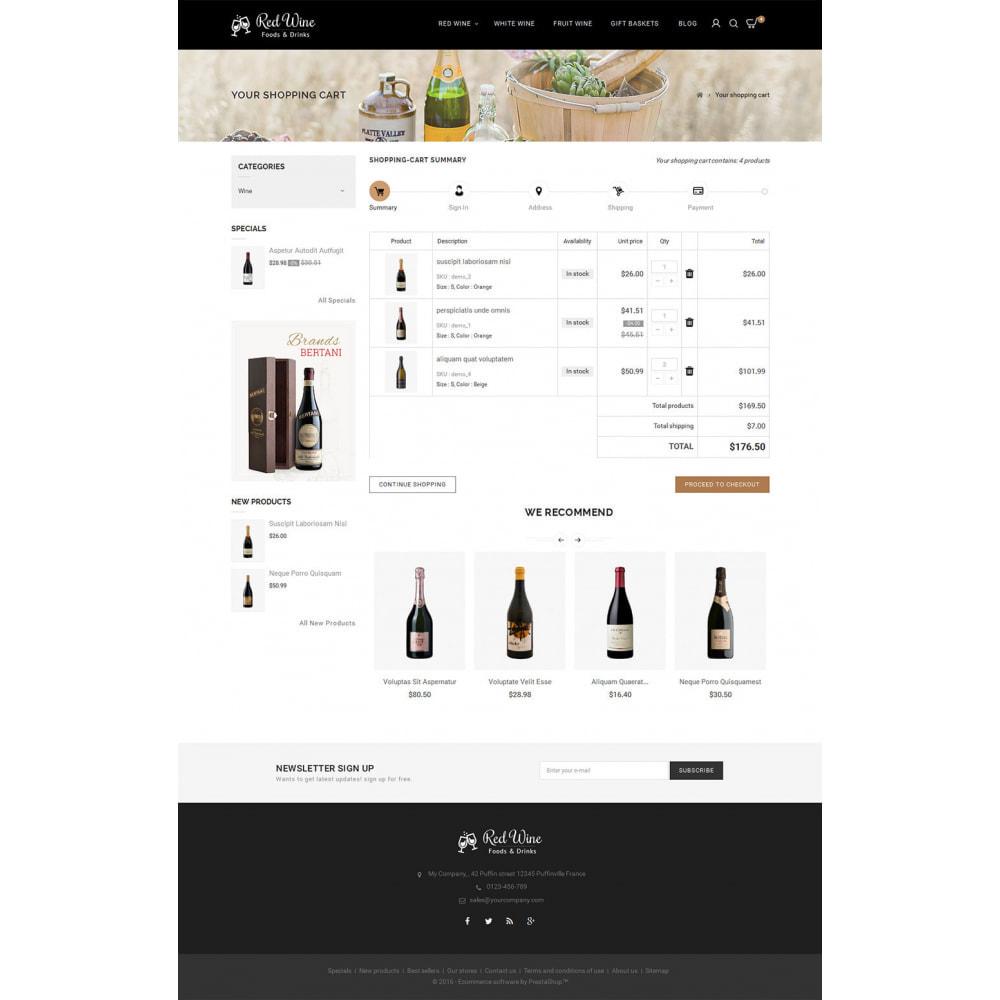 theme - Drank & Tabak - Red Wine Store - 7