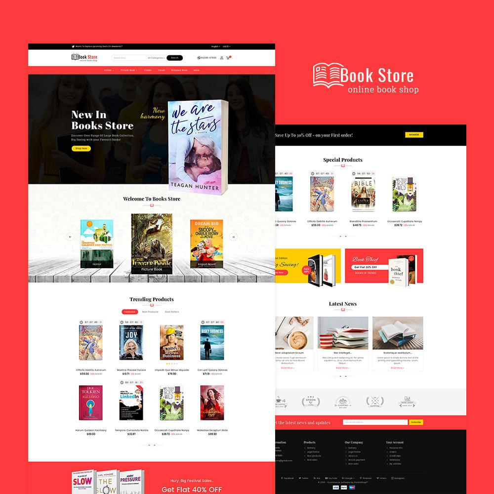 theme - Presentes, Flores & Comemorações - Book Store - 2