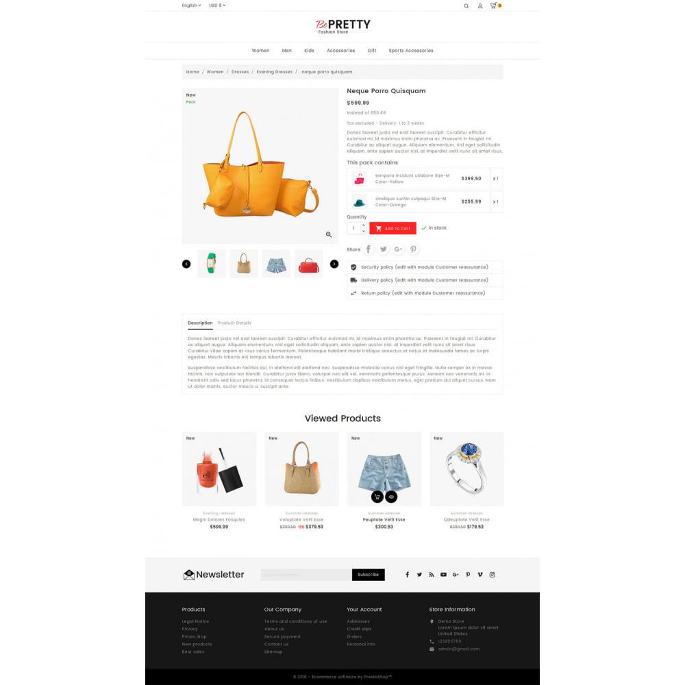 theme - Mode & Schoenen - BePretty Fashion Store - 4