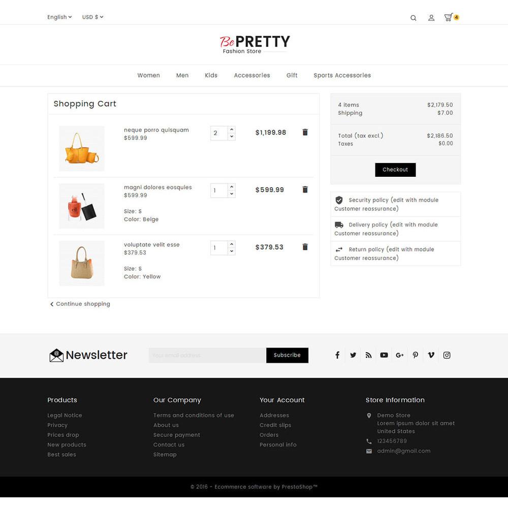 theme - Mode & Schoenen - BePretty Fashion Store - 6
