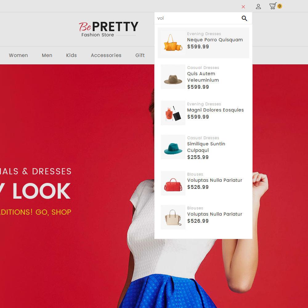 theme - Mode & Schoenen - BePretty Fashion Store - 11