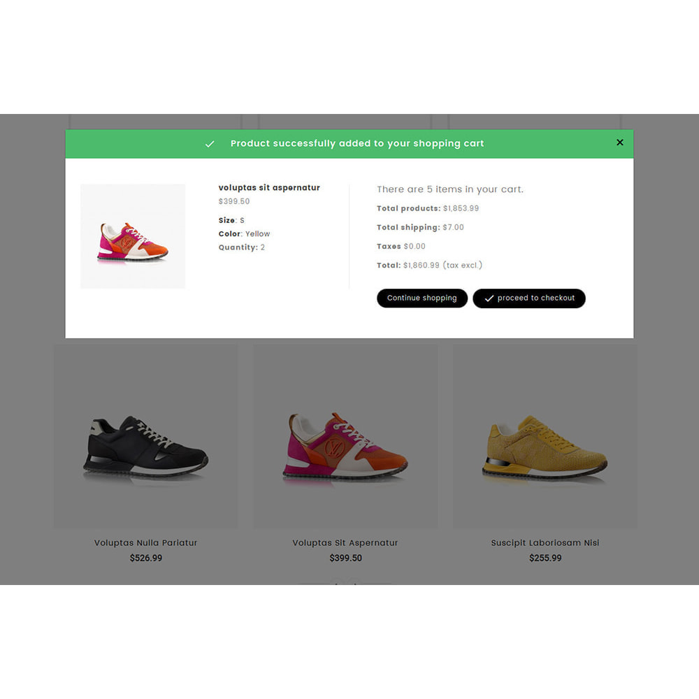 theme - Спорт и Путешествия - De Sport - Shoes Store - 9