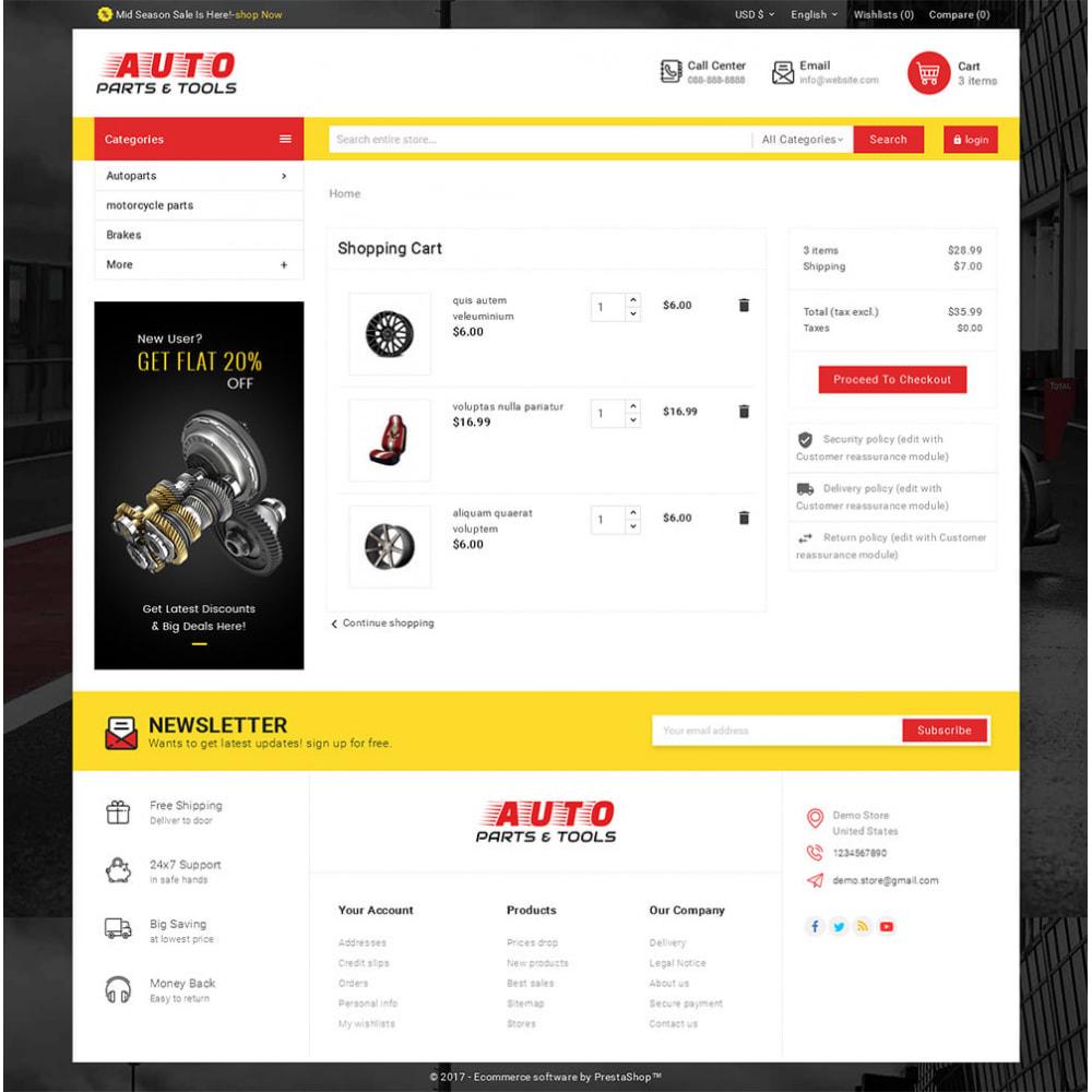 theme - Авто и Мото - Auto Parts Mega Store - 6
