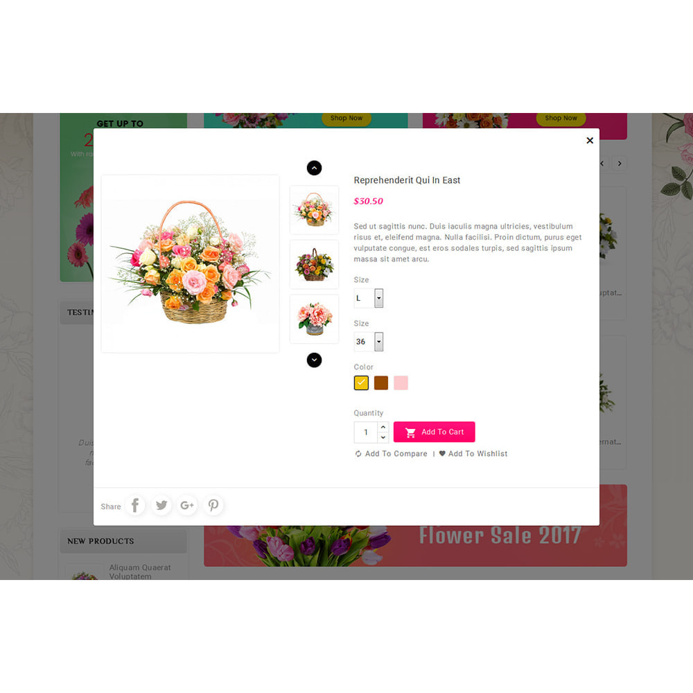 theme - Regali, Fiori & Feste - Blooming Flower Mega Store - 8