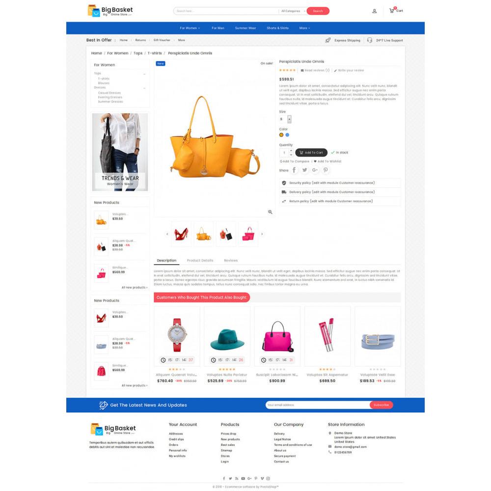theme - Fashion & Shoes - Big Basket Mega Fashion - 5
