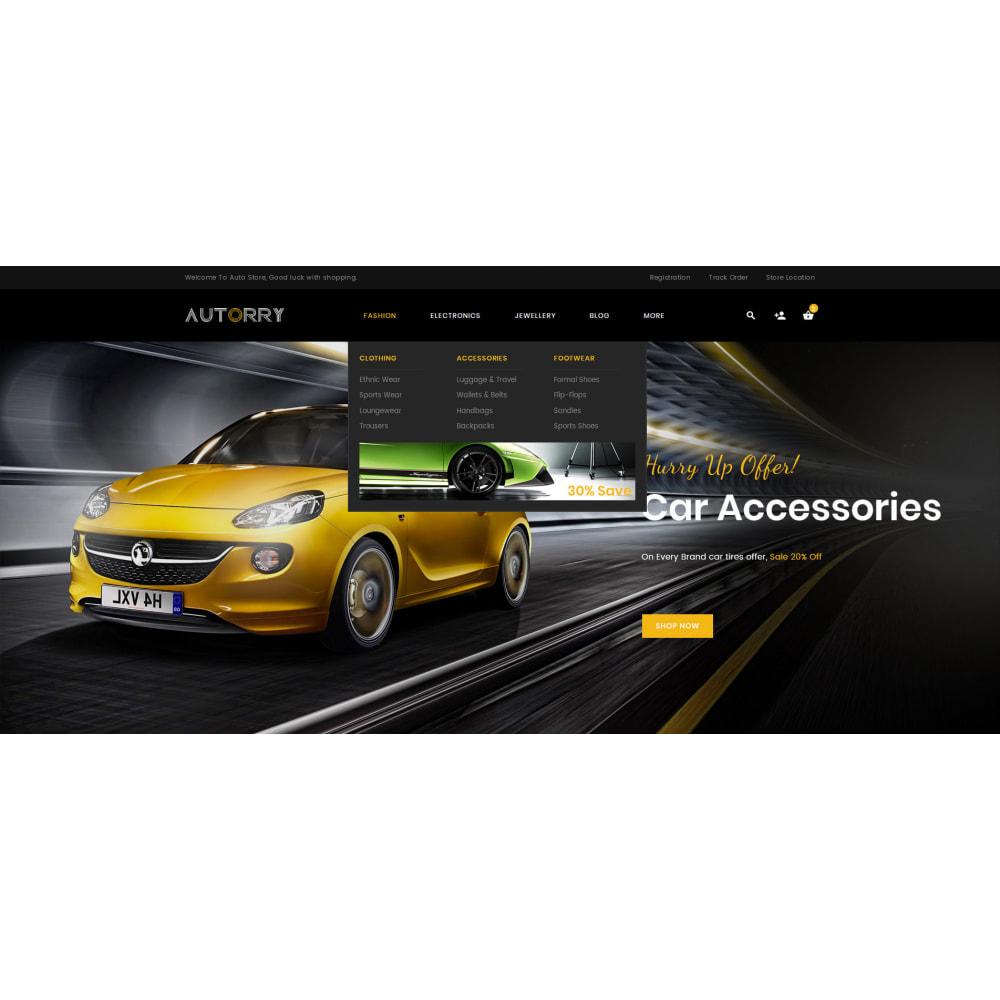 theme - Авто и Мото - Autorry - Auto Parts Store - 6